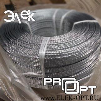 Плетёнка ПСО 16х24 купить цена характеристики описание силовая металлическая экранирующая стальная оцинкованная плетенки ПСО ТУ